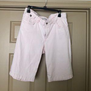 Christopher Blue Bermuda Shorts